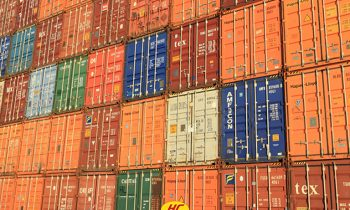 logistic services for shipping containers