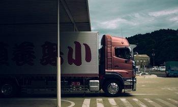 A Truck Third Party Logistics
